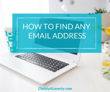 tools to find any email address
